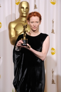 Tilda Swinton. © Dreamstime