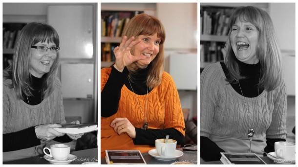 Pernilla Linder. Photo: Lisbeth Ganer