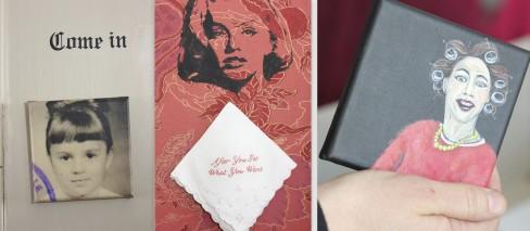 A taste of Diane's work. Photos: Lisbeth Ganer