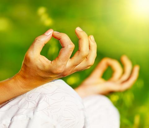 Meditation. Photo credit: Dreamstime