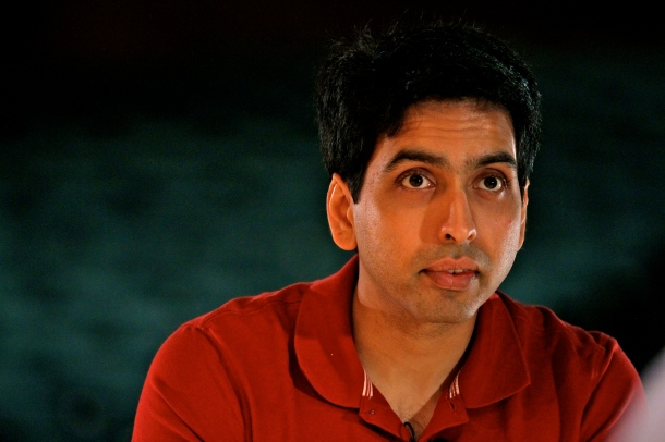 Sal Khan. Courtesy of Ronn Seidenglanz