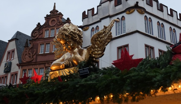 Christmas in Trier. Photo: Unni Holtedahl.