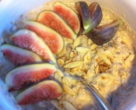 Fig muesli
