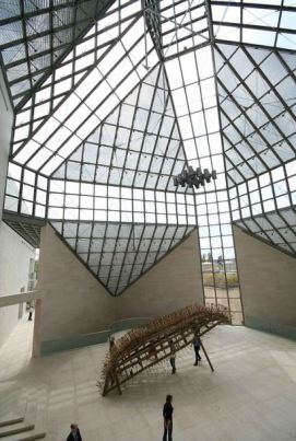 Mudam Museum of Modern Art. Credit: Wikimedia user Cornischong