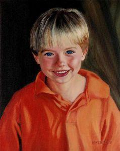 Luke by Sue Ellen Eatrides