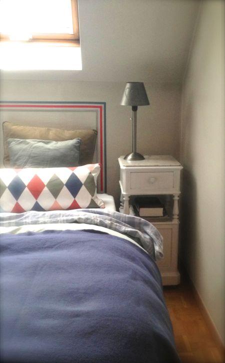 DIY: bedroom