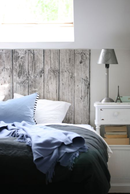 DIY: bedroom