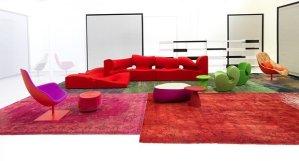 Moroso carpets