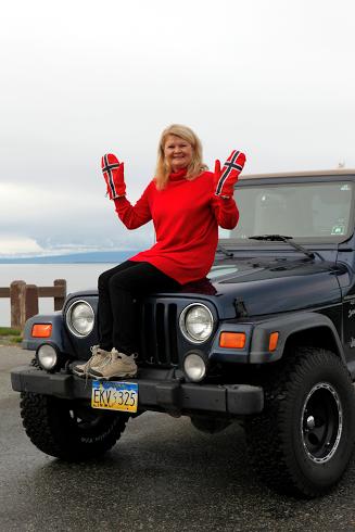 In Alaska we need automotive work horses with 4 wheel-drives. Photo: Judy Fitzpatrick