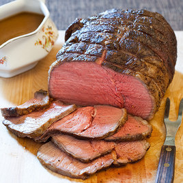 Grandma's roast beef with gravy from www.cookscountry.com